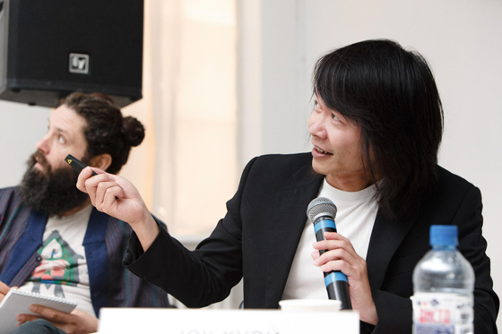 Interview of Yuk Hui at COLTA