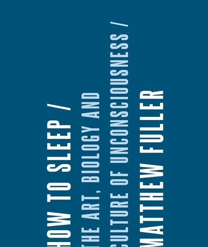 New Book: How to Sleep