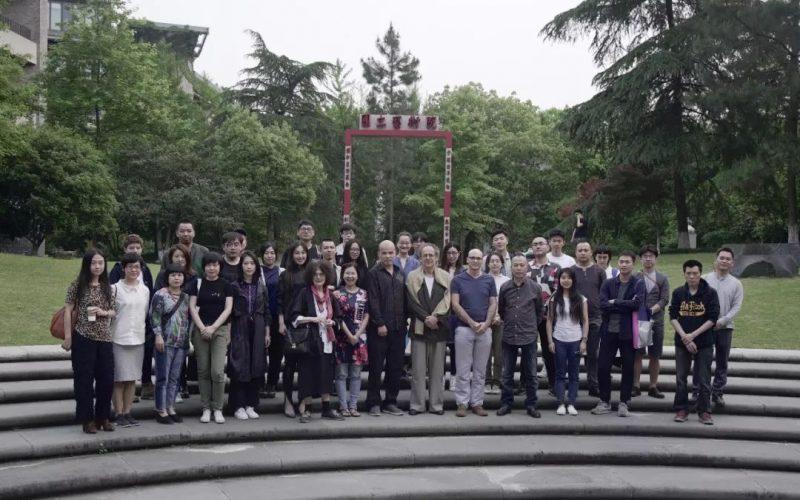 Four translation of lectures of Bernard Stiegler in Hangzhou and Nanjing