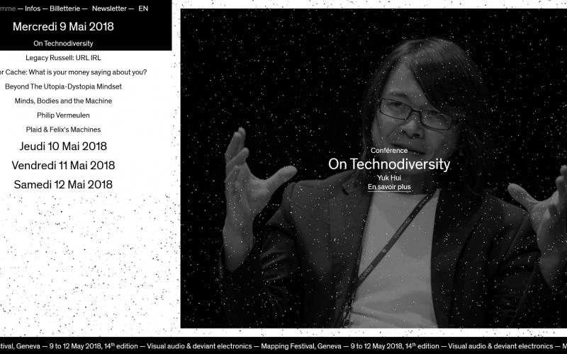 Event: On Technodiversity